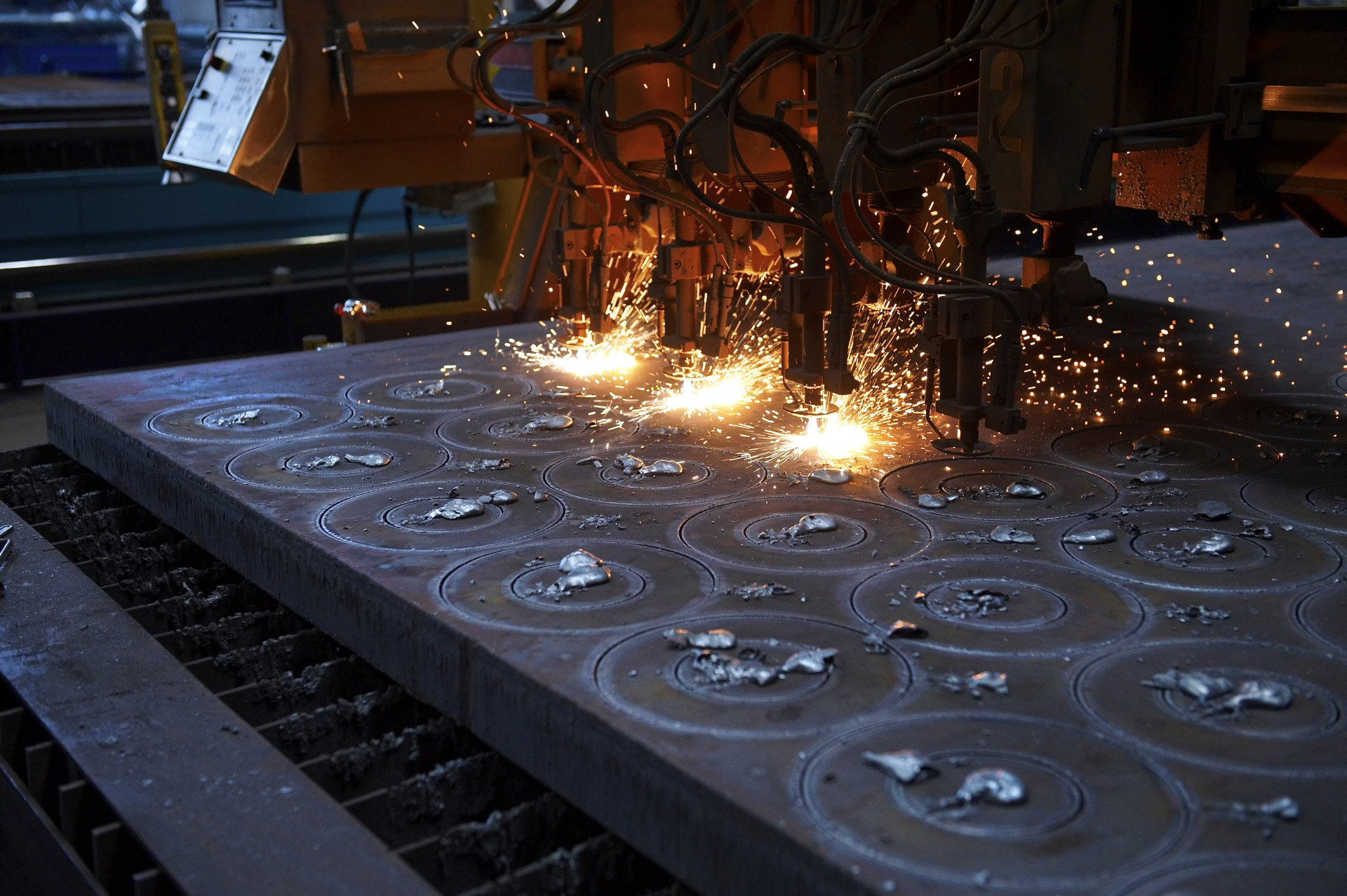 Brennschneiden Plasmaschneiden