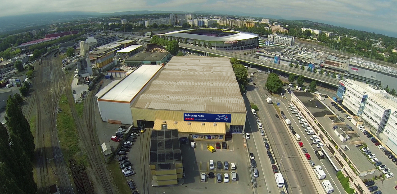 Standort Genf