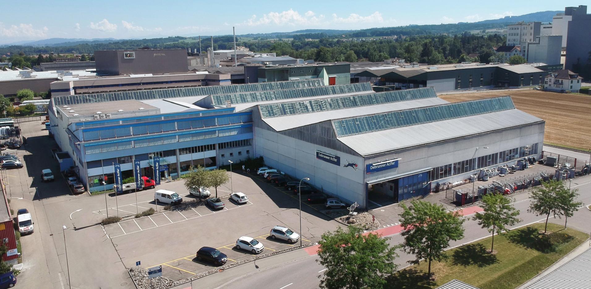 Standort Weinfelden