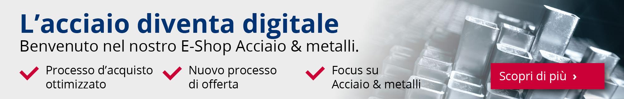 Stahl wird Digital